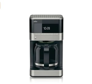 Braun Coffee Maker with Brew Sense Drip 10 Best Commercial Coffee Makers