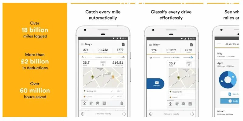 Mileage Tracker by MileIQ Best Driving Apps 2021 – Enjoy Safer, Easier, and Comfortable Driving