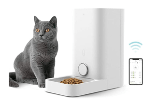 Pet Food Dispenser one of the best and Great Tech Gadgets To Make Life Easier