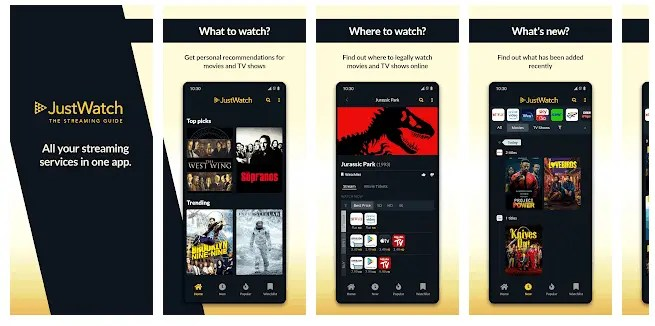 What Are The Best Android TV Apps In 2021JustWatch - The Streaming Guide