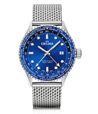 Delma Cayman Automatic Diving Watch