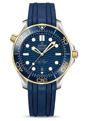 Omega Seamaster 300M Sports Watch Collection 10 Best Durable Dive Watches