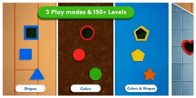 Best Educational Apps for Children 2021 – for Android and IOS Busy Shapes & Colours