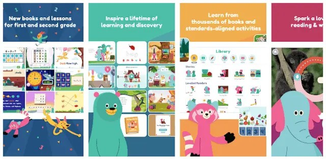 Best Educational Apps for Children 2021 – for Android and IOS Khan Academy Kids Free educational games & books