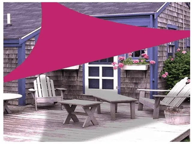 How Residential Shade Sails Help in Keeping Houses Cool and Calm 2