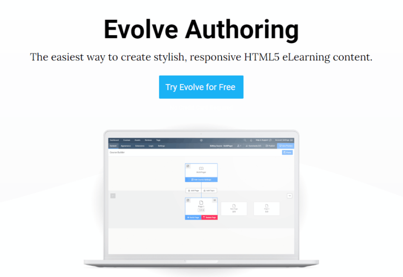 10 Best Rapid Authoring Tools for eLearning Evolve Authoring