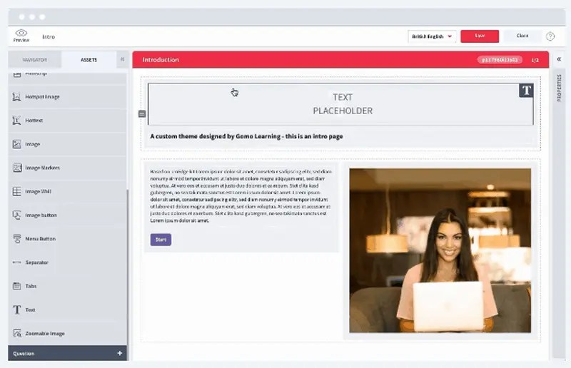 10 Best Rapid Authoring Tools for eLearning GOMO Learning