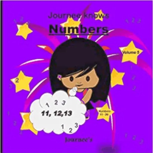 Best Books for 1 Year Old Baby (Boy Or Girl) 1-YEAR-OLD JOURNEE KNOWS NUMBERS 11-20