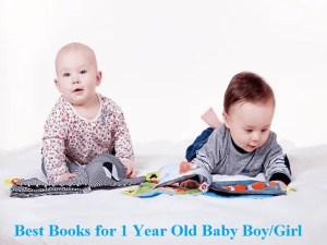 Best Books for 1 Year Old Baby (Boy Or Girl)