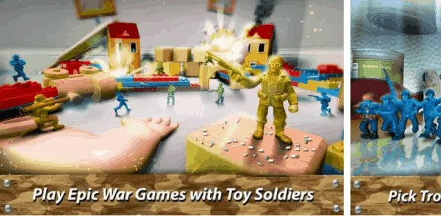 Best Toy Army Games For Android Toy Commander