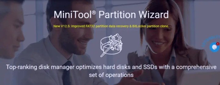 MiniTool Partition Wizard Review (Free Version) 1