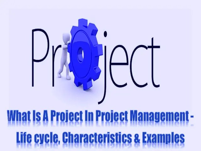 What Are Projects In Project Management - Life cycle, Characteristics, Examples & More