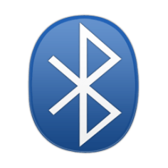 Iconic Bluetooth Logo