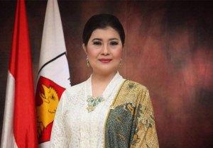 Anggota DPR RI dari Fraksi Gerindra, dr Felicitas Tallulembang