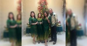 Victor Datuan natal keluarga