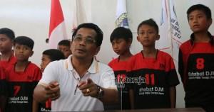 DJM Ketua PSSI Toraja Utara