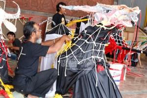Toraja National Art Festival yang di gelar akhir 2016 di Art Center Rantepao, Toraja Utara menghadirkan puluhan seniman dari pulau Jawa.