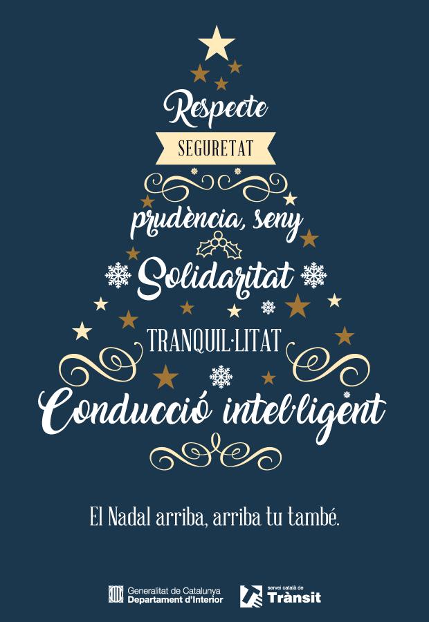 servei catala de transit nadal 2017
