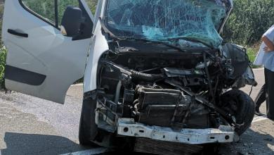 Photo of Accident între două autoutilitare aproape de Beştepe