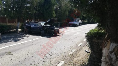 Photo of Accident rutier la Isaccea: pasager rănit!