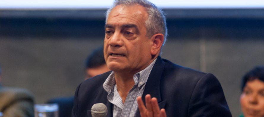Carlos Iannizzotto y el Primer debate