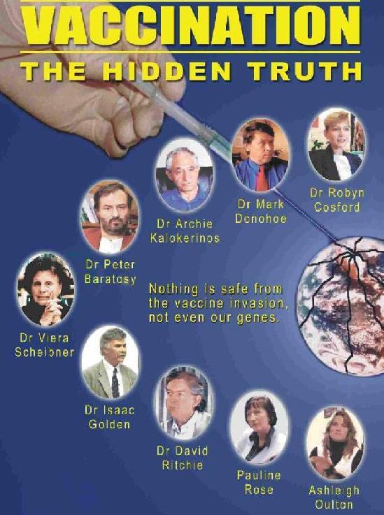Vacinação – A Verdade Oculta (1998)