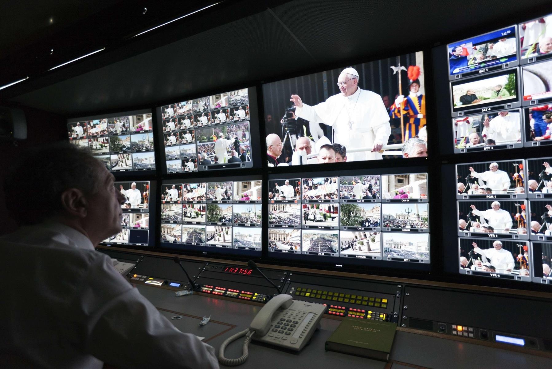 Centro Televisivo Vaticano - Fuente: Infovaticana.com