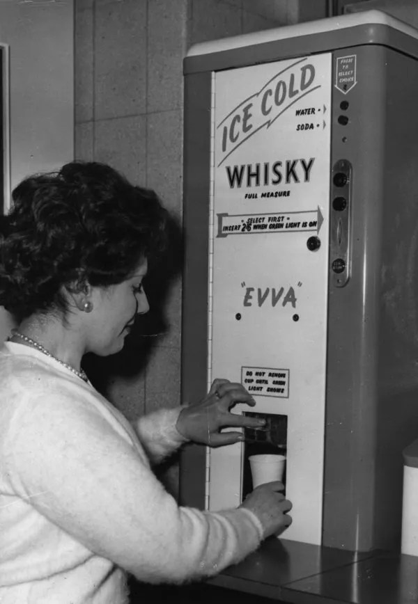 Automatic Whisky