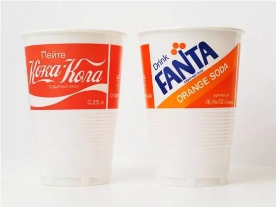 фанта газировка кока-кола