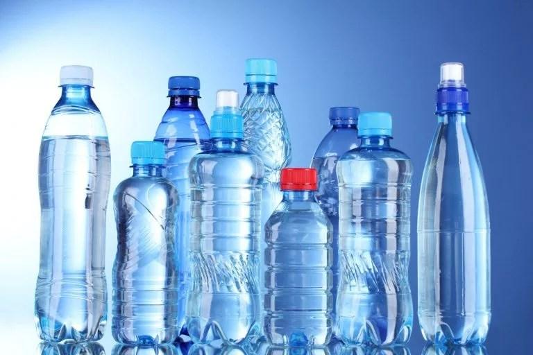 Вода пэт бутылка