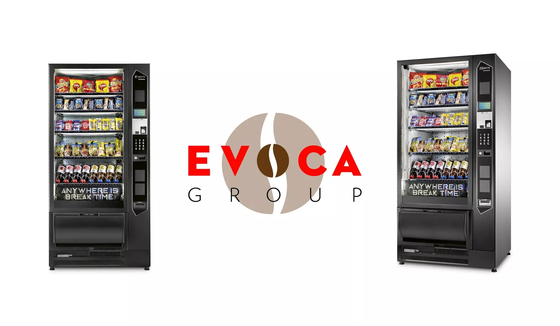 EVOCA Group представила Orchestra, новую серию Impulse от Necta
