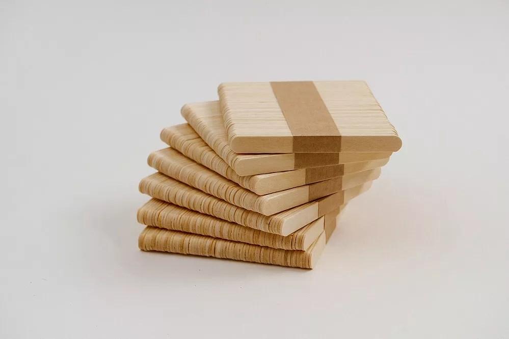 Talivenda деревянные размешиватели