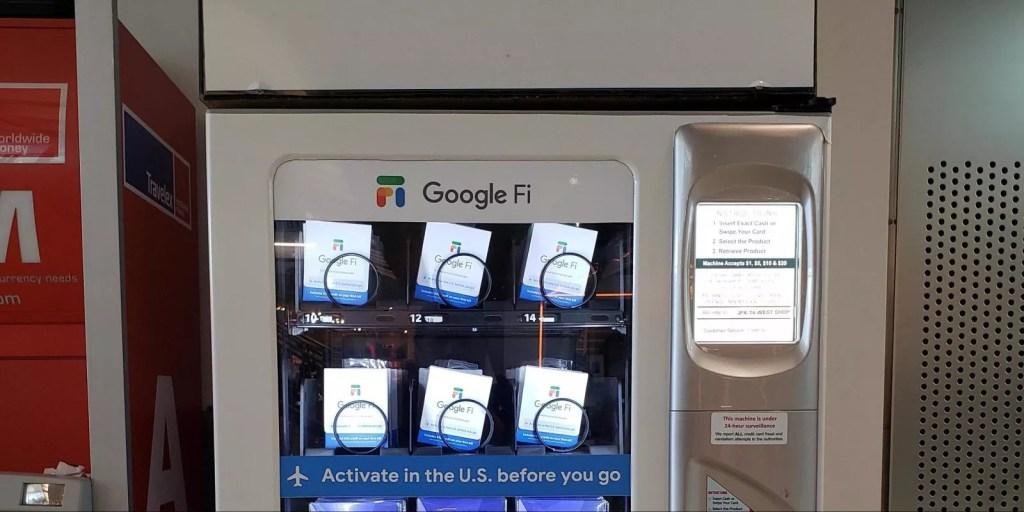 Мобильный вендинг от Google