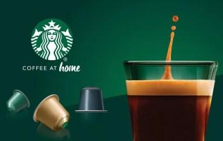 Starbucks и Nestlé запускают новую серию капсул для системы Nespresso