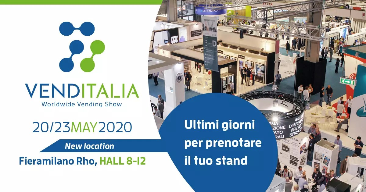 Выставка Venditalia состоится в мае