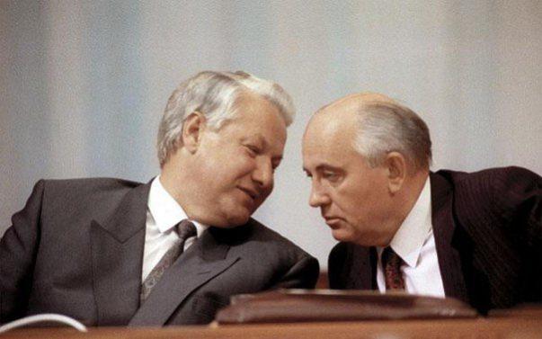 Как Михаил Горбачев