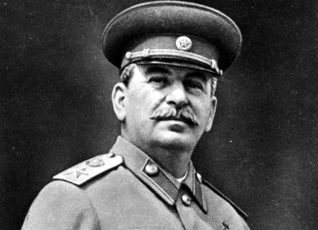 Сталин в 1948