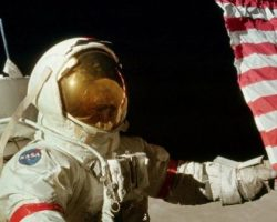 Американцы на Луне не были никогда! Вот доказательства