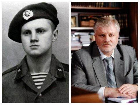 Сергей Митрохин. Политики в молодости: вот как они выглядели (фото)