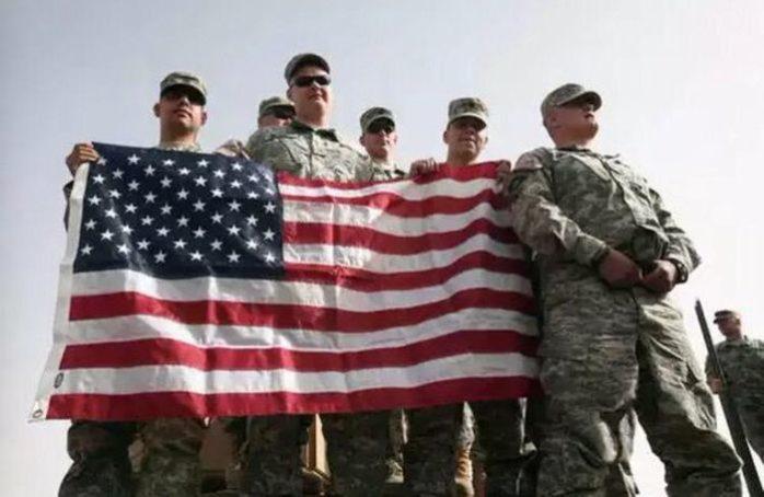 Американцы на войне