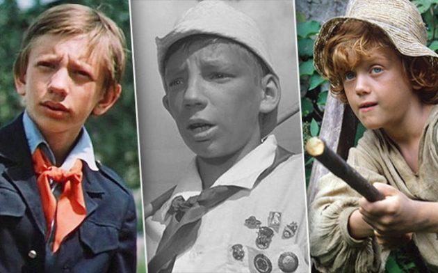 Дети актеры