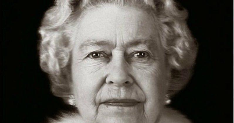 Смерть королевы Англии