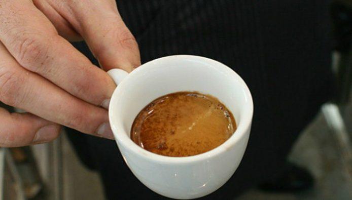 кофе каждое утро