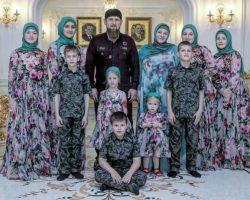 Дети Кадырова:  12 наследников главы Чечни (фото семьи)