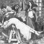 Пытки женщин, которых считали ведьмами в Средневековье : Самые изощренные способы