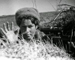 Советские женщины на войне — для них плен был намного страшнее боевых действий