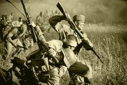Русские бьются даже тогда, когда жив лишь один из их соотечественников: Из дневника немецкого офицера
