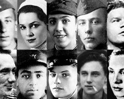 Актёры-фронтовики советского кино