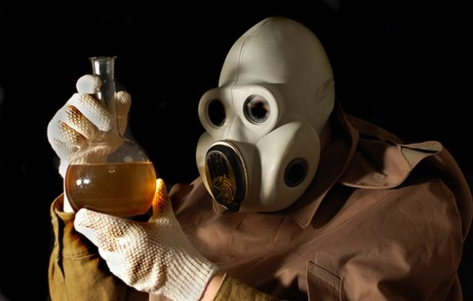 Применение биологического оружия