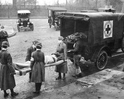 Болезнь «Испанка» — страшнейшая болезнь в истории человечества